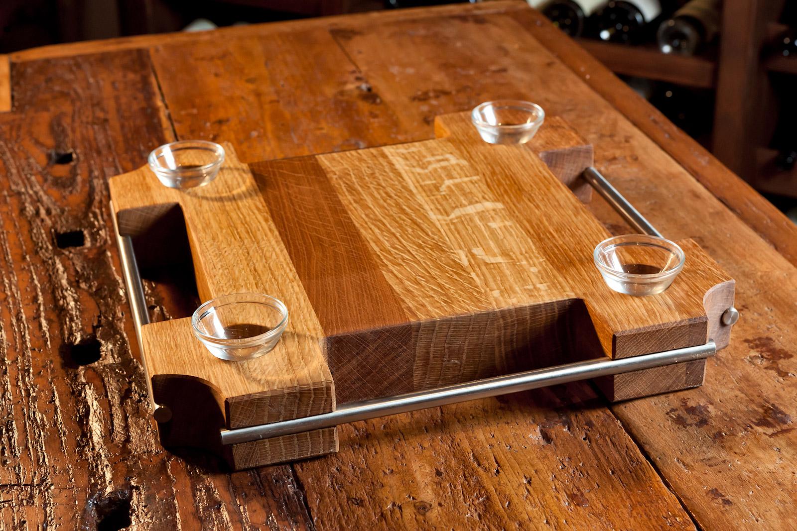 tagliere da cucina in legno di rovere. Black Bedroom Furniture Sets. Home Design Ideas
