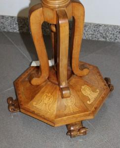 Art Pm182 Particolare Base Tavolino