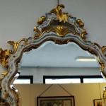 Art Pm57 Particolare Intaglio Specchiera